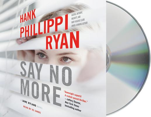 Say No More: A Jane Ryland Novel Cover Image