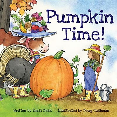 Pumpkin Time! Cover