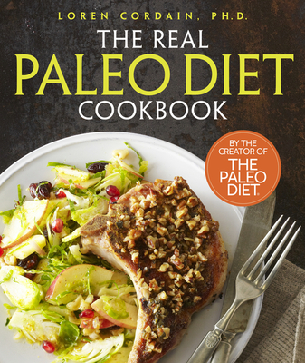 The Real Paleo Diet Cookbook Cover