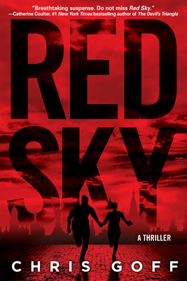 Red Sky (Raisa Jordan Thriller #2) Cover Image