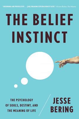 The Belief Instinct Cover