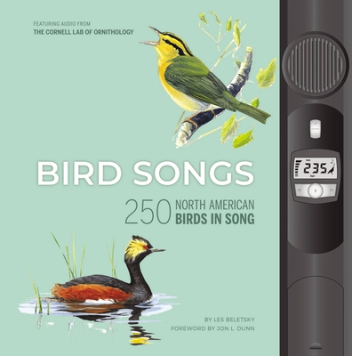 Bird Songs: 250 North American Birds in Song Cover Image