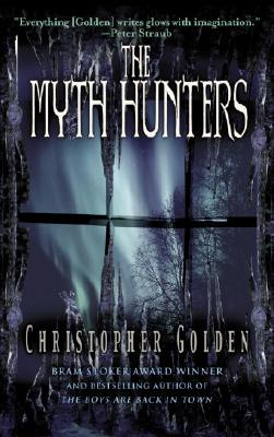 The Myth Hunters Cover