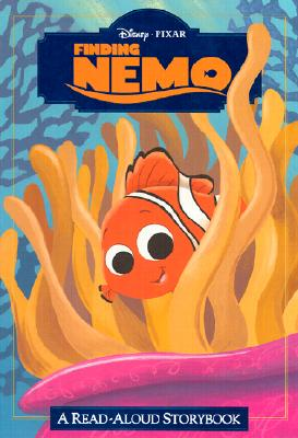 Finding Nemo: A Read-Aloud Storybook Cover Image