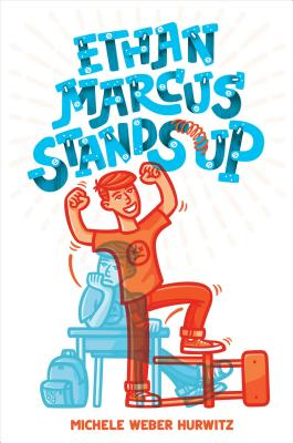 Cover for Ethan Marcus Stands Up