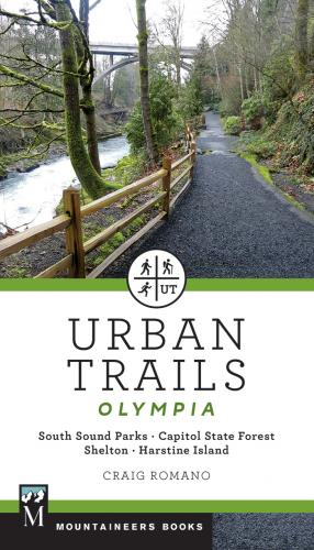 Urban Trails: Olympia: Capitol State Forest/ Shelton/ Harstine Island Cover Image