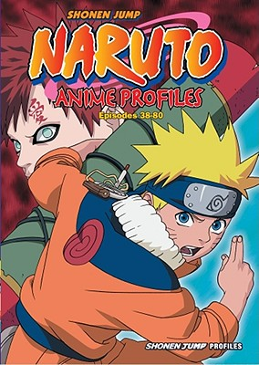 Naruto Anime Profiles, Vol. 2 cover image