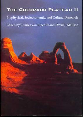 The Colorado Plateau II Cover