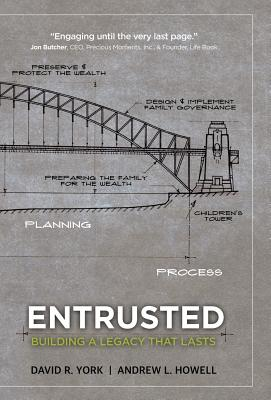 Entrusted: Building a Legacy That Lasts Cover Image