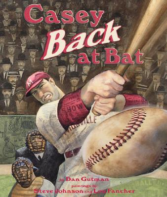 Casey Back at Bat Cover Image