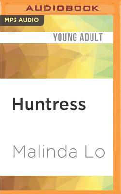 Huntress Cover Image