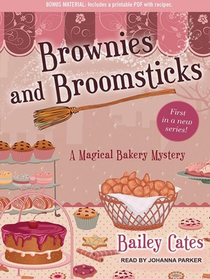 Brownies and Broomsticks (Magical Bakery Mysteries) Cover Image