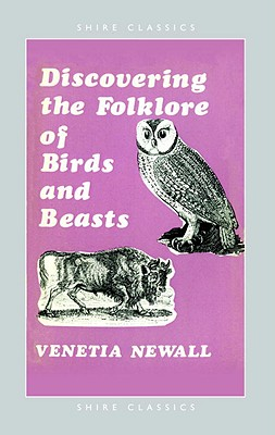 Discovering the Folklore of Birds and Beasts Cover