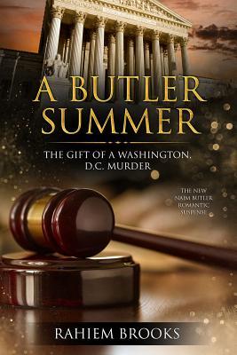 A Butler Summer: A Naim Butler Romantic Suspense (Butler Series Book 2) Cover Image