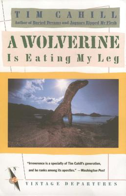 A Wolverine Is Eating My Leg Cover Image