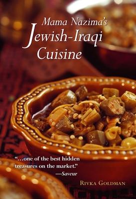 Mama Nazima's Cuisine: Jewish Iraqi Recipes Cover Image