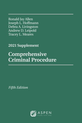 Comprehensive Criminal Procedure: 2020 Case Supplement (Supplements) Cover Image