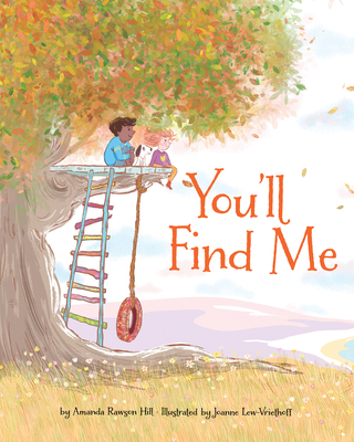 You'll Find Me Cover Image
