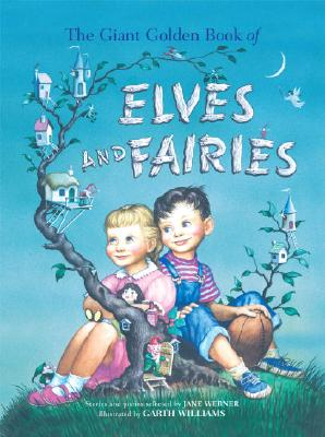 The Giant Golden Book of Elves and Fairies Cover