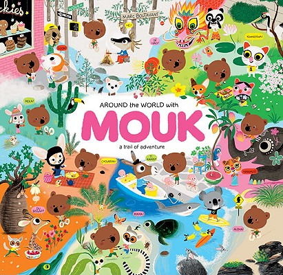 Around the World with Mouk Cover Image