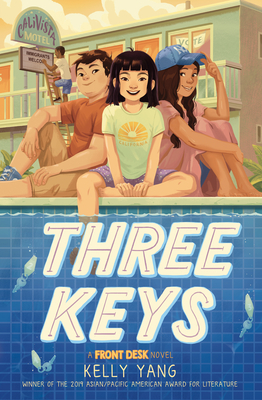 Three Keys: A Front Desk Novel Cover Image