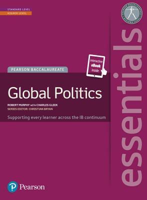 Pearson Bacc Ess: Globpol Bundle (Pearson Baccalaureate) Cover Image