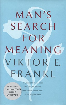Man's Search for Meaning: Gift Edition Cover Image