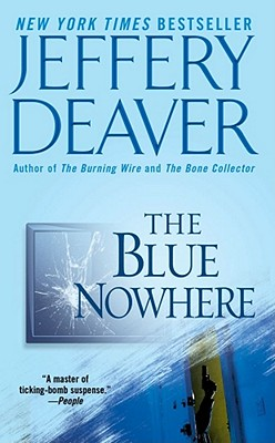 The Blue Nowhere Cover Image