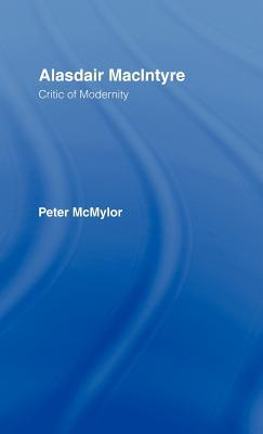 Cover for Alasdair MacIntyre