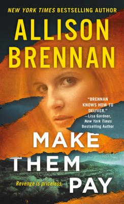 Make Them Pay (Lucy Kincaid Novels #12) Cover Image