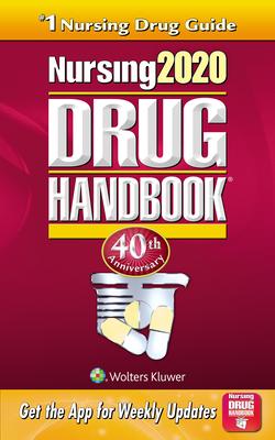 Nursing2020 Drug Handbook Cover Image