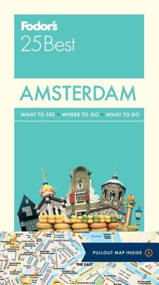 Fodor's Amsterdam 25 Best Cover