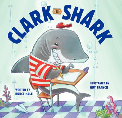 Clark the Shark Cover
