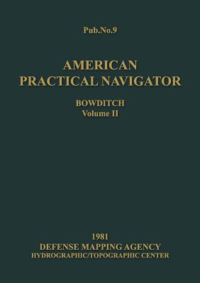 American Practical Navigator Volume 2 1981 Edition Cover Image