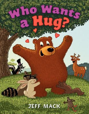 Who Wants a Hug? Cover