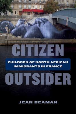 Cover for Citizen Outsider