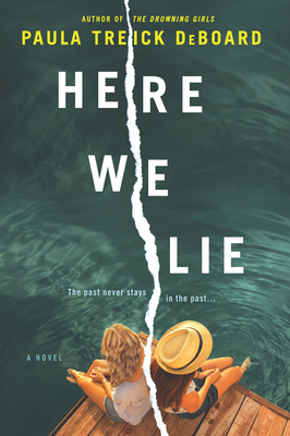 Cover for Here We Lie