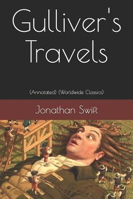 Gulliver's Travels: (annotated) (Worldwide Classics) Cover Image