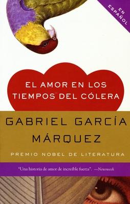 El Amor en los Tiempos del Colera Cover