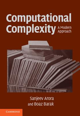 Computational Complexity Cover Image