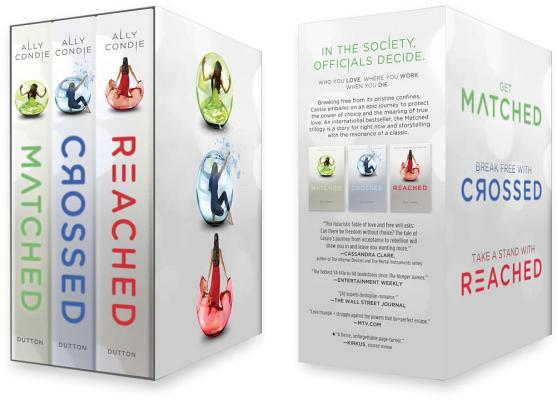 Matched Trilogy box set Cover Image