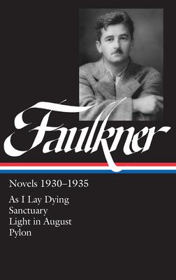 William Faulkner Cover