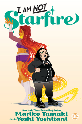 I Am Not Starfire Cover Image