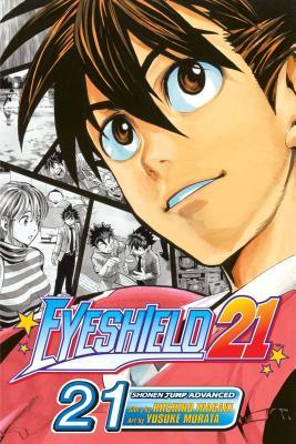 Eyeshield 21, Vol. 21, 21 Cover Image