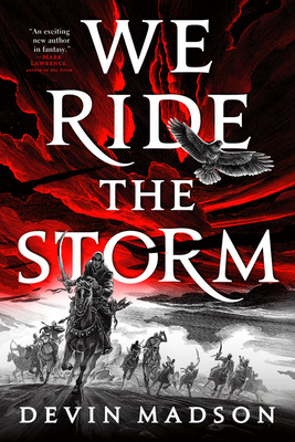 We Ride the Storm (The Reborn Empire #1) Cover Image