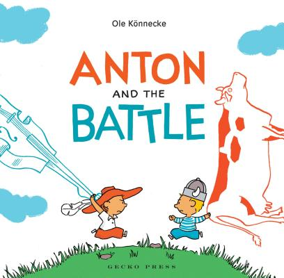 Anton and the Battle Cover