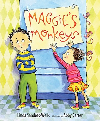 Maggie's Monkeys Cover