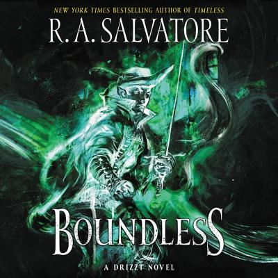 Boundless Lib/E: A Drizzt Novel Cover Image