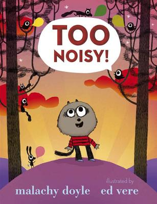 Too Noisy! Cover
