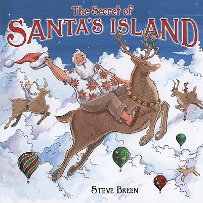 The Secret of Santa's Island Cover